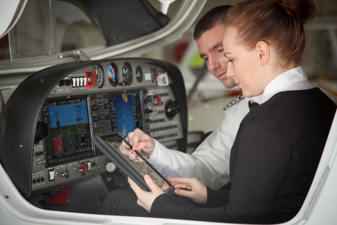 Dating flight instructor