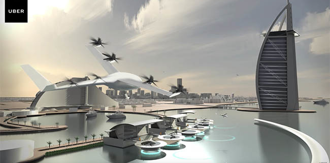 Going Direct: Urban Air Taxis: Let's Talk Fake News