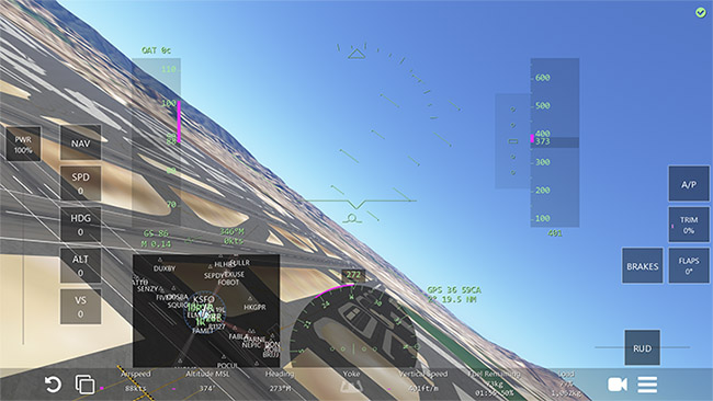 Infinite Flight: Fully Functional Flight Sim For Your Phone