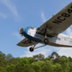 Pilot Recounts Ride in Ford Trimotor
