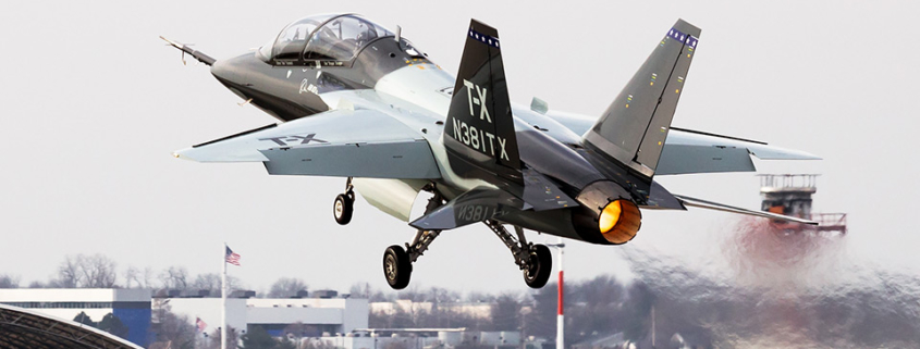 One Huge Reason Boeing Won The USAF Trainer Jet Program