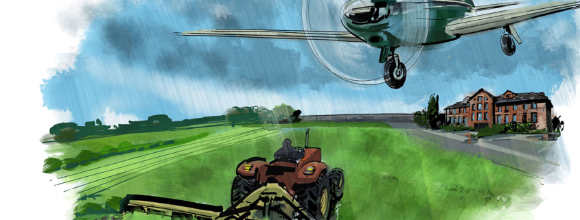 A Precautionary Landing Leads To Big Surprise For Pilot