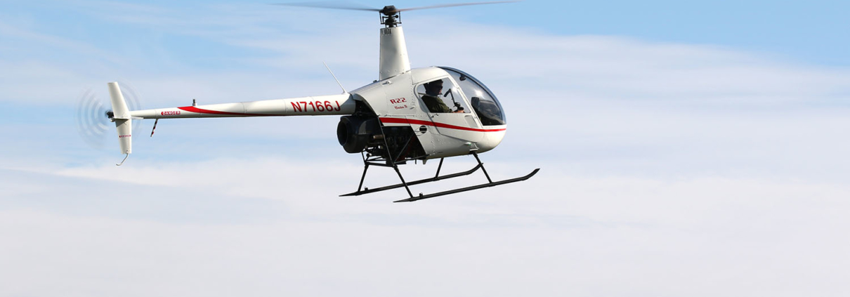 Adding A Helicopter Rating: Getting To Know The Beast
