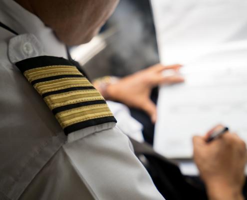 Life As A Beginning Airline Pilot