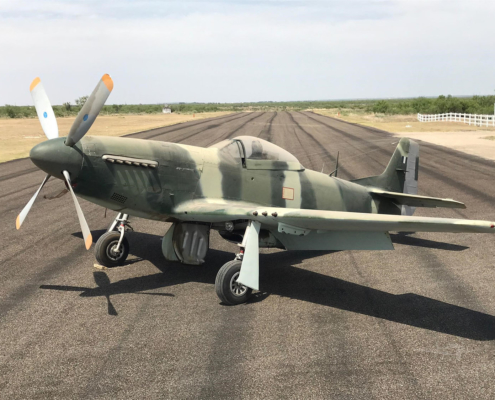 Original P-51 Mustang: You Won't Believe The Asking Price