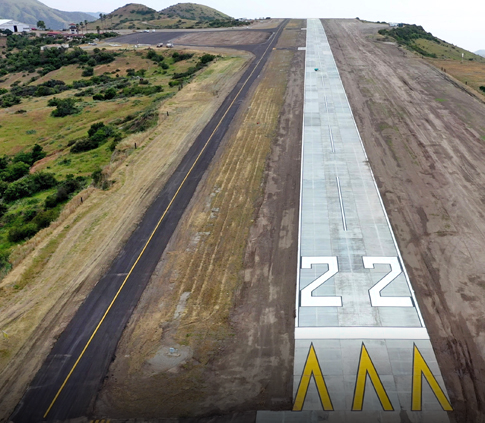 New Catalina Island Runway Opens