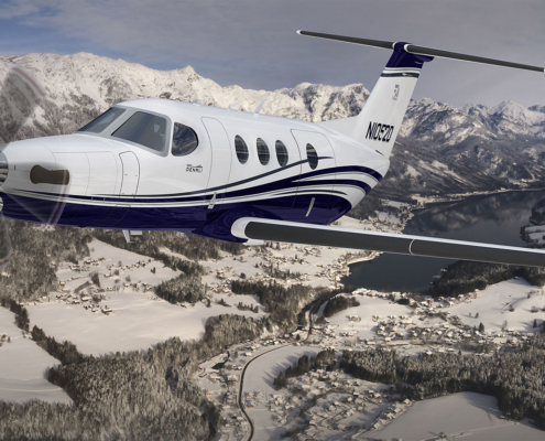 What's Going On with Cessna Denali Turboprop?