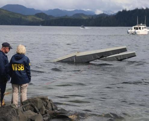 Second Alaska Crash, Same Plane Maker, Same Charter Company