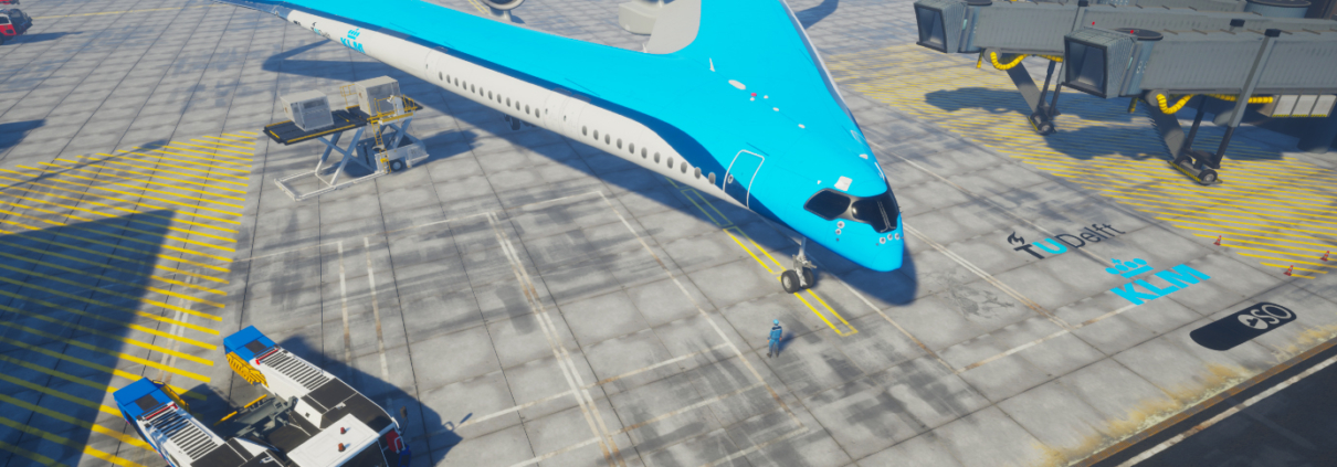 Why This Bizarre V-Shaped Plane Idea Might Just Fly