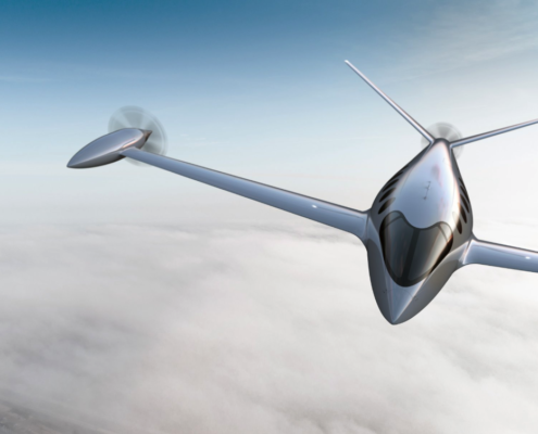 Electric Powered? Eviation's 9-Seat Commuter Plane Launches At Paris