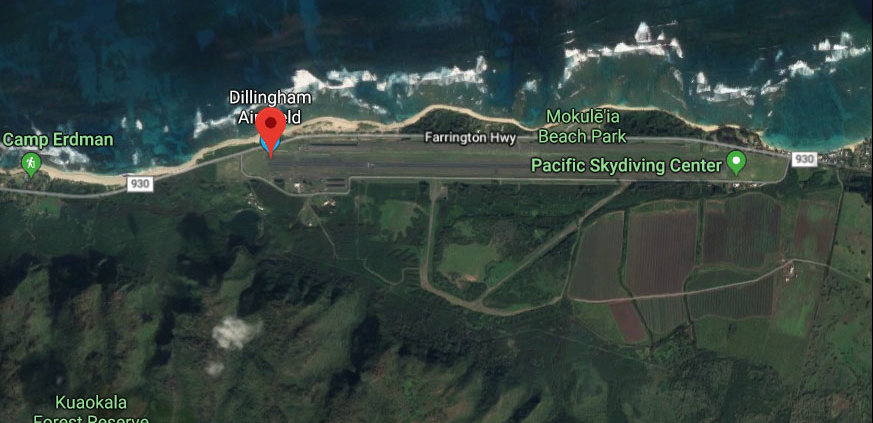 NTSB Preliminary Report On Hawaii Skydive Crash