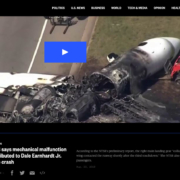 Going Direct: Why NBC's Coverage Of Dale Earnhardt, Jr. Crash NTSB Report Should Embarrass Them