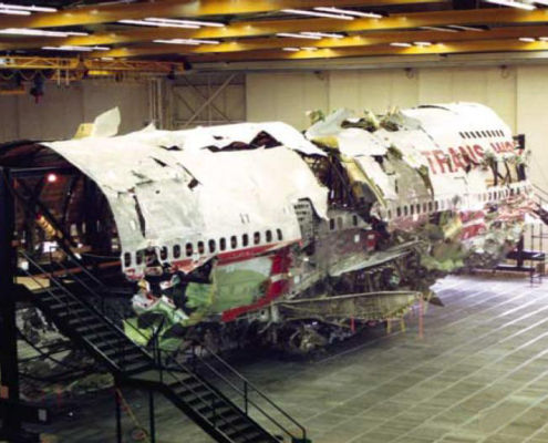 What Caused TWA Flight 800 To Explode Mid-Air?