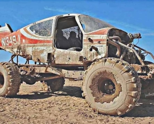 This Amazing Mad Max Inspired Plane Makeover Has A Story Behind It