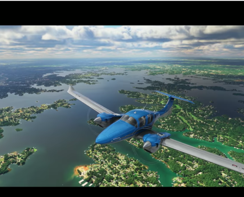Microsoft Flight Sim Is Coming Back And Is It Ever Spectacular